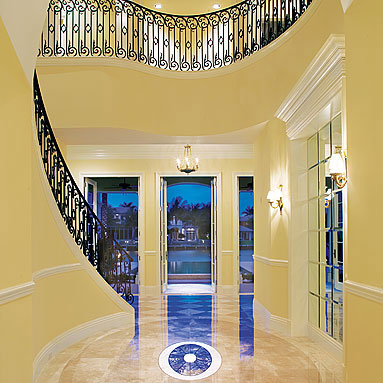 1701 Spanish River Road, Boca Raton, Florida Foyer