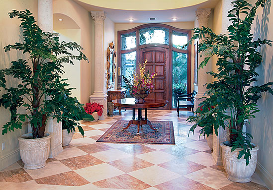 646 Osprey Point Circle, Boca Raton, Florida Foyer